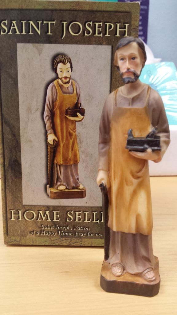 st joseph home seller kit statue heavenly blessings and gifts mandeville louisiana 70448