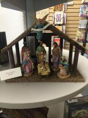 nativity scene christmas decorations christian bookstore christian gifts catholic bookstore catholic gifts mandeville heavenly blessings and gifts